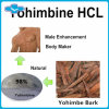 남자를 위한 고품질 성 분말 Yohimbine 염산염 Yohimbine HCl
