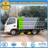 spazzatrice di strada di Samll del camion della spazzatrice di via di 4X2 Foton 3tons da vendere
