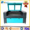 China mejor máquina de corte láser de CO2 para el papel de proveedor de tela