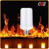 Iluminação LED LED de luz da chama falsos efeito chama candeeiro de parede para decoração lâmpadas LED de luz