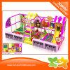 Equipo de interior colorido del juego del tema del caramelo con la piscina de las bolas