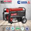 Generator-einphasig-kleiner Benzin-Generator des Treibstoff-2.5kw