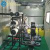 Processo de Osmose Inversa Fábrica de reciclagem de água para uso