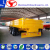 판매를 위한 2개의 차축 화물 트럭 트레일러 또는 측벽 화물 세미트레일러