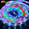 WS1903/WS2811 magische van de Droom RGB 30LEDs/m digitale RGB Adresseerbare LEIDENE DC12V van Kleur Strook