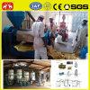 huile de soja 1-200t de petite capacité appuyant le matériel