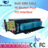 PCI 공용영역 GSM 무선 쿼드 악대 16 포트 전산 통신기