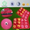 recipiente do indicador da fruta do Polypropylene do uso de 29X39cm Walmarket para Apple fresco que empacota com FDA, certificado do GV
