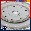 Cutting rapide Speed Turbo Diamond Saw Blade pour Ceramic/Diamond Blade