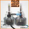 차 Phi-Lips LED Headlight Bulb 3000lm