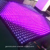 Cortina flexível do indicador de diodo emissor de luz da tela macia do diodo emissor de luz