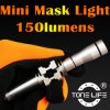 Tonelife Tl2088 Mini Mask Diving Light Marine Klipp Mask Light für Scuba Divers und Cave Diving für Hand Free