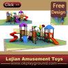 CE style coloré des enfants en plastique en plein air Équipement d'attractions (X1281-7)