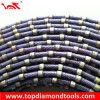 Diamante Wire Saw para Granite Multi-Wire Cutting