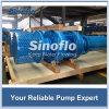 Mischte VS6 überhangenes axiales API610/Fluss-vertikale Turbine-Entwässerung-/Entwässerung-Pumpe
