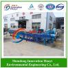 Máquina da imprensa da placa e de filtro do frame, filtro de petróleo comestível da fritura para a indústria