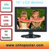 15inch TFT LCD Touch Monitor/LCD Monitor de Desktop