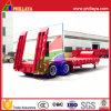 Hochleistungs-LKW-niedrige Bett-Schlussteile der Wellen-40tons 2