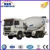 Rimorchio della betoniera di marca 3-16m3 della Cina semi