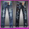 2014 джинсыа джинсовой ткани способа Mens новых