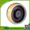 Roda do rodízio do plutônio do ferro de molde da alta qualidade