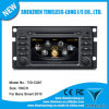 2DIN Autoradio Car DVD para Smart 2010 com GPS, BT, iPod, USB, 3G, WiFi (TID-C087)