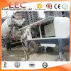 트레일러 중국에서 디젤 엔진 구체 펌프의 Hbt80-11RS 제조자