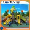 Cour de jeu commerciale en plastique pour le parc d'attractions extérieur