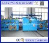 Tipo horizontal embaladora de la Doble-Capa/cable de Mulitlayer