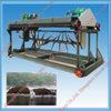 Compost de champignon de couche/compost écrasant la machine