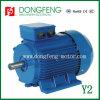 수도 펌프를 위한 Y2 시리즈 플랜지 삼상 전동기