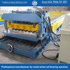 L'étape du panneau de toiture de tuiles de la Machine à rouleaux en acier