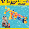 Gioco interessante del labirinto dei giocattoli educativi meravigliosi delle particelle elementari