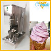 Strudel-Frost-Frucht-Eiscreme-Mischmaschine-Eiscreme-Maschine mit Kegeln 2PCS