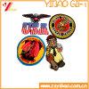カスタム刺繍のバッジ、刺繍パッチおよび編まれたラベル/ファブリック(YB-PATCH-412)