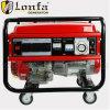 Generatore portatile della benzina Gx390 5kw con le maniglie e le rotelle