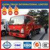 HOWO 6 Wheeler Mini Van Cargo Truck