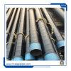 Tubo de acero inoxidable de tubos de acero del tubo de acero galvanizado de acero sin costura Tubos tubo rectangular tubo tubo cuadrado de acero