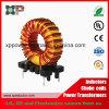 Inducteur à haute fréquence de bobine de filtre