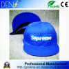 Bordados de design 3D Hip Hop de Beisebol Supremo Cap Hat
