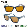 Óculos de sol antigos polarizados UV400 unisex da sarja de Nimes do projeto novo