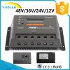 45AMP Epsolar 12V/24V/36V/48V Sonnenkollektor/Energien-Regler mit RS485-Ports Vs4548bn