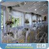 La Plaza de la boda al por mayor tienda de campaña con tubo de aluminio y drapeado