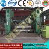 Laminatoio universale del piatto di CNC Mclw11stnc-150X3000 del rullo dedicato idraulico della caldaia