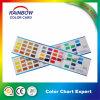 Профессиональная изготовленный на заказ карточка цвета печатание покрытия