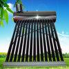 銅のコイル(太陽給湯装置)が付いている予備加熱された太陽給湯装置