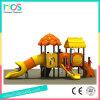 Парк атракционов ягнится напольное оборудование спортивной площадки зоны игры (HS07301)