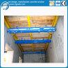 La plataforma del eje de alta calidad para la construcción de encofrados