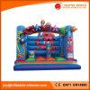 2017 aufblasbarer springender federnd SchlossMoonwalk/aufblasbares Spielzeug (T1-407)