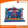 2018 Salto inflable castillo hinchable Moonwalk/juguetes inflables (T1-407)